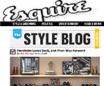 Esquire style blog